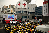 Humanitarian assistance to the Korean Red Cross Society